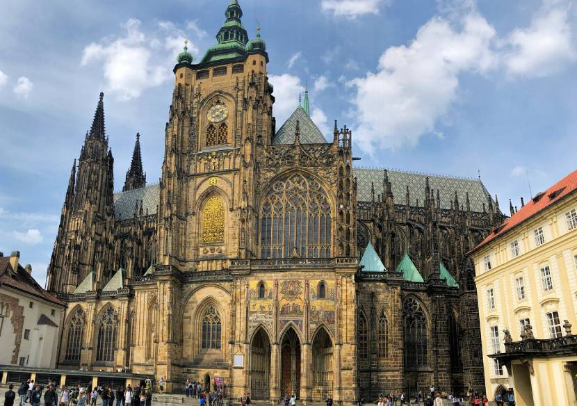 Best Things to Do in Prague - St. Vitus Cathedral