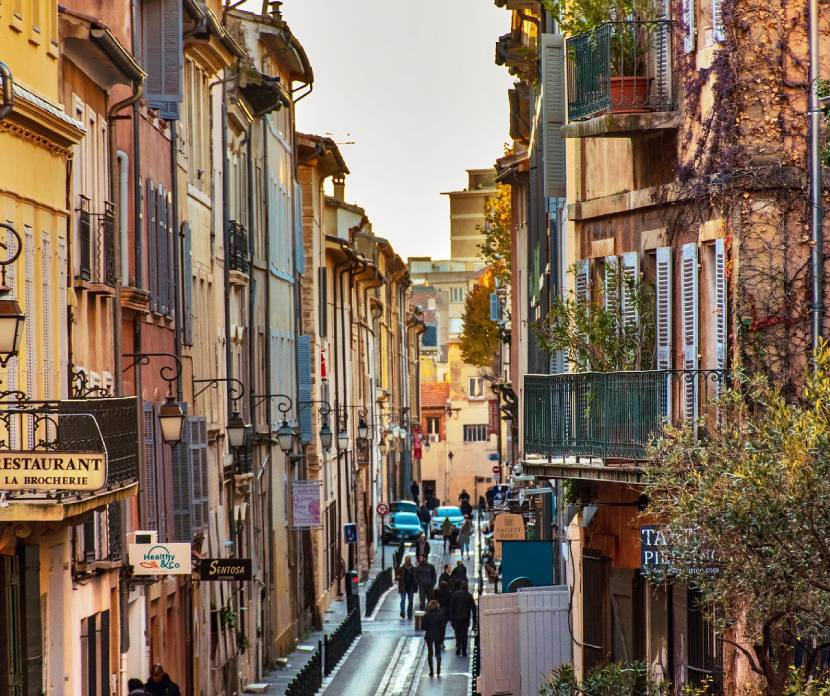 Top 5 Places to Visit in France this Fall Provence