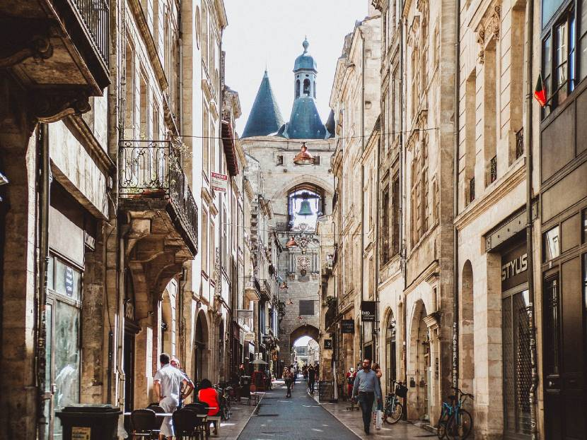 Top 5 Places to Visit in France this Fall Bordeaux
