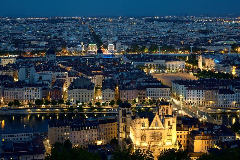 Top 5 Places to Visit in France this Fall Lyon