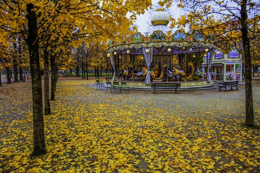 Top 5 Places to Visit in France this Fall Paris