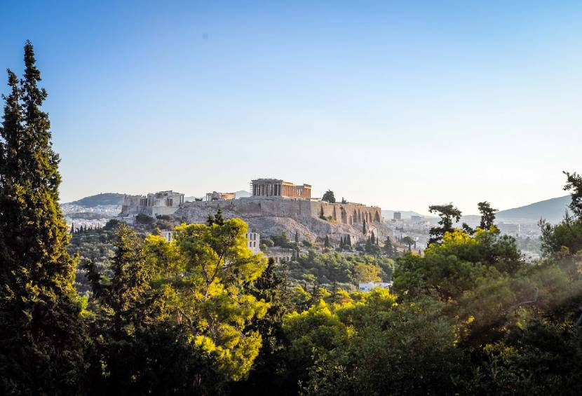 Ultimate Must-see Places in Athens — Acropolis Hill