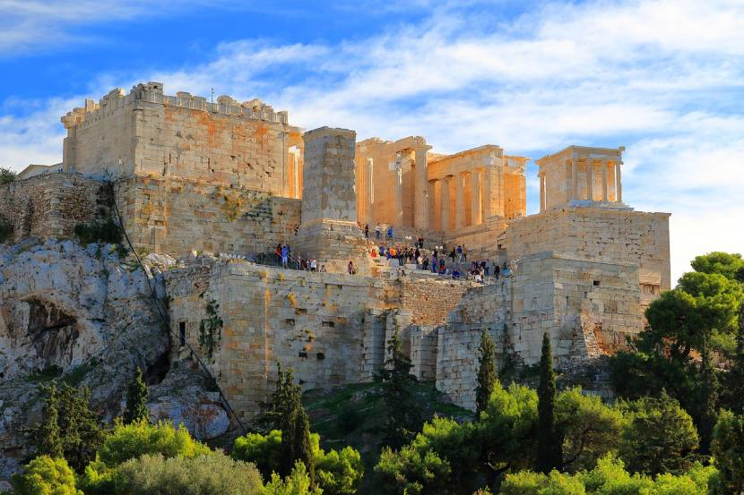 Ultimate Must-see Places in Athens — Acropolis