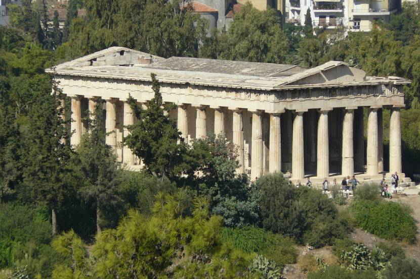 Ultimate Must-see Places in Athens — Ancient Agora