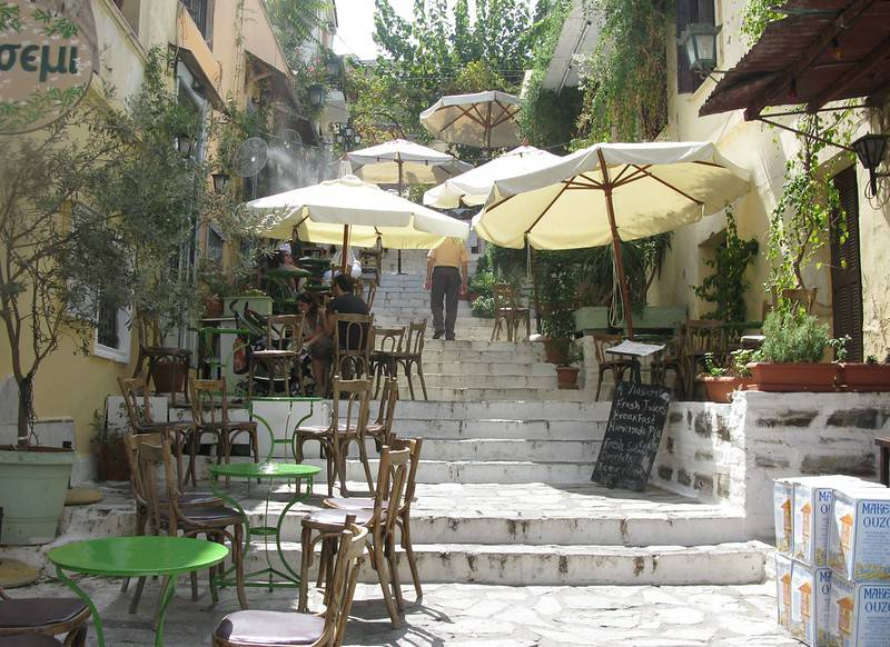 Ultimate Must-see Places in Athens — Plaka