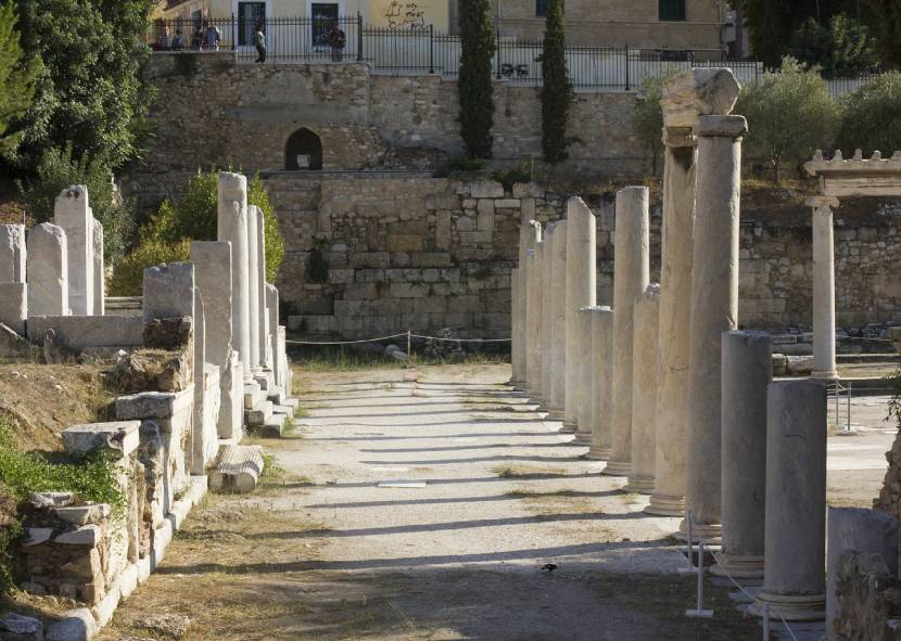 Ultimate Must-see Places in Athens — Roman Agora