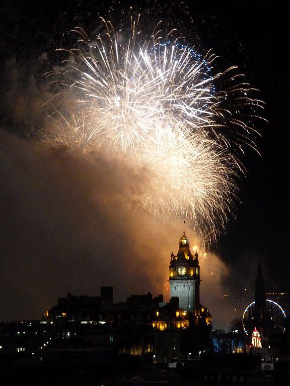 7 Best Cities to Celebrate New Year's Eve 2020 Edinburgh