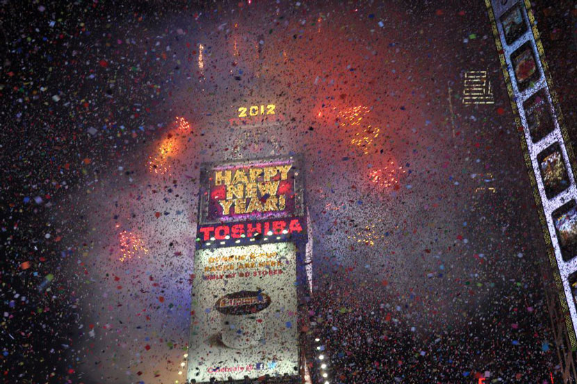 7 Best Cities to Celebrate New Year's Eve 2020 New York