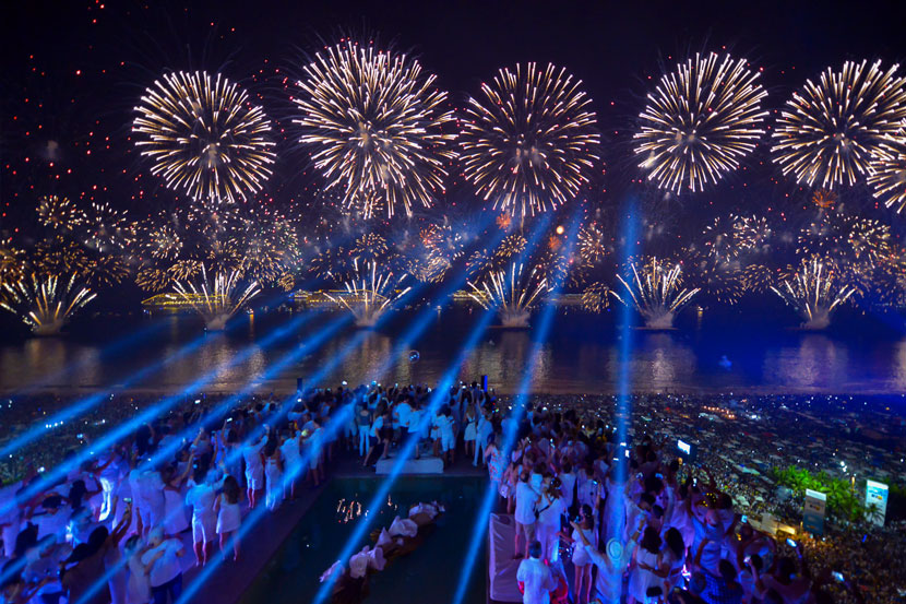 7 Best Cities to Celebrate New Year's Eve 2020 Rio de Janeiro