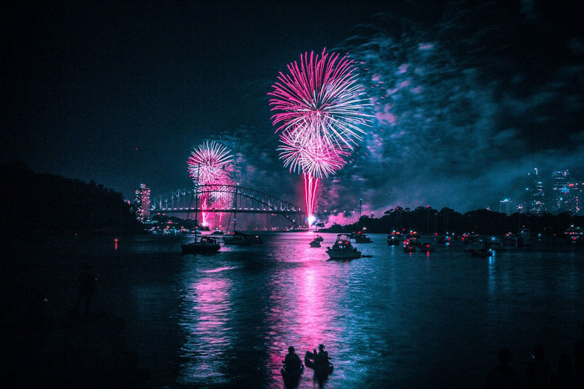 7 Best Cities to Celebrate New Year's Eve 2020 Sydney