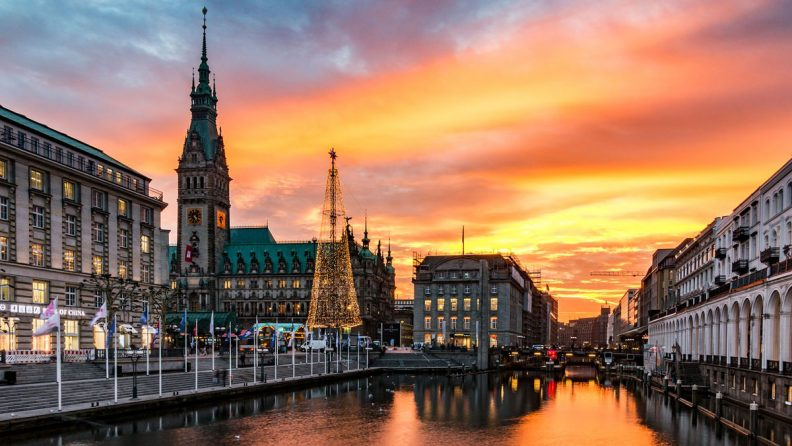 Best Places to Visit in December Hamburg