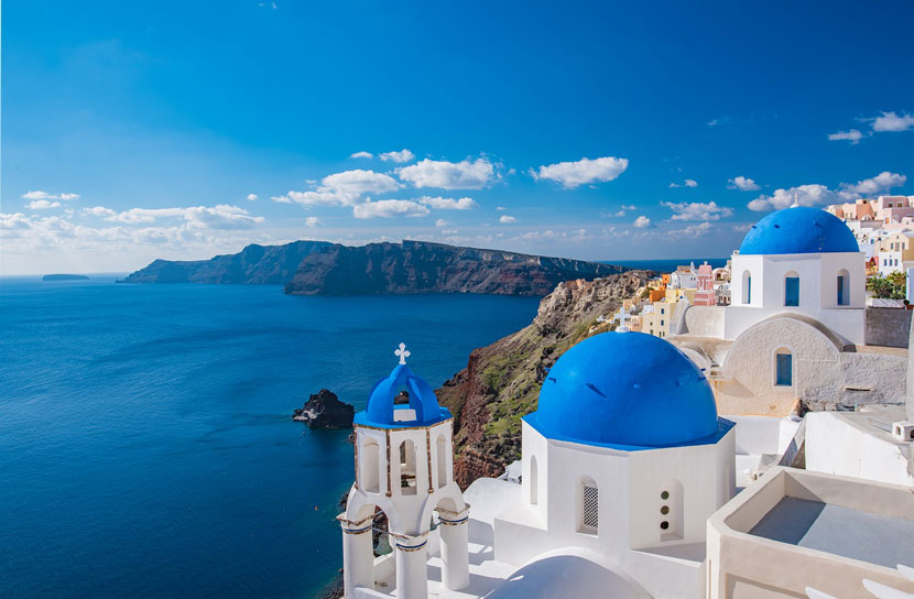 Best Places to Visit in December Santorini