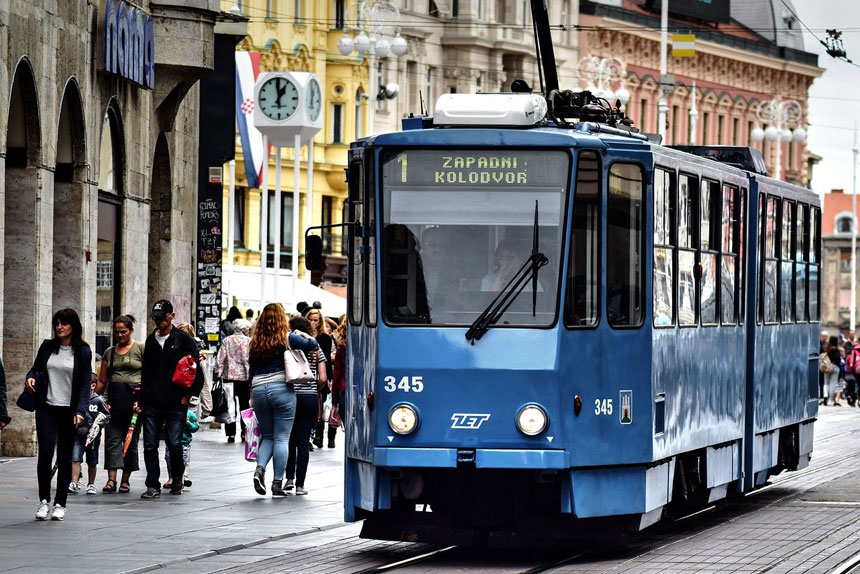 Things to Do in Zagreb - Tram Ride