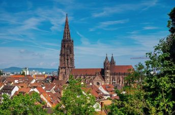Underrated Cities in Europe - Freiburg im Breisgau