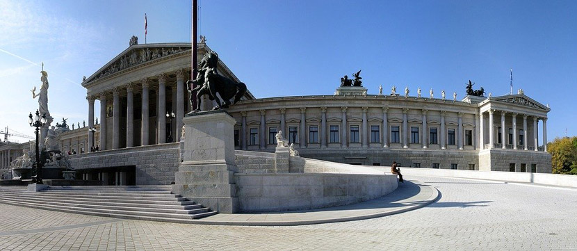 What to Do in Vienna: The Parliament Building