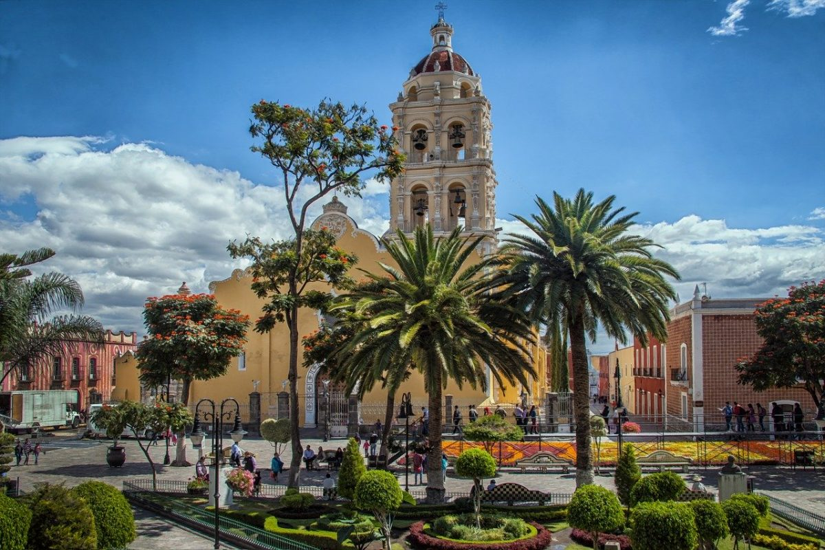 Best Places to Visit in 2020 Puebla