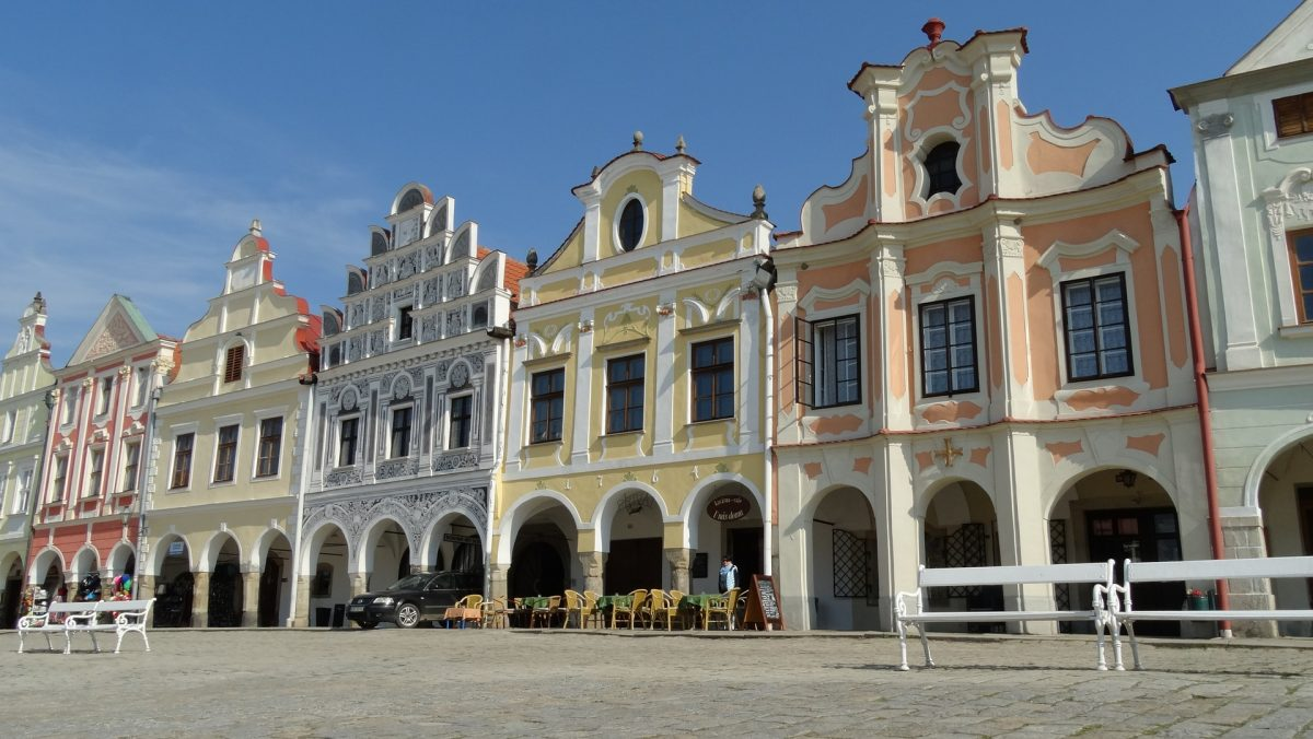 Best Places to Visit in 2020 Telč