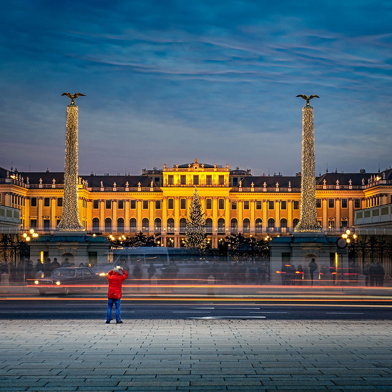 Best Things to Do in Vienna This Christmas: Christmas Market at Schönbrunn Palace