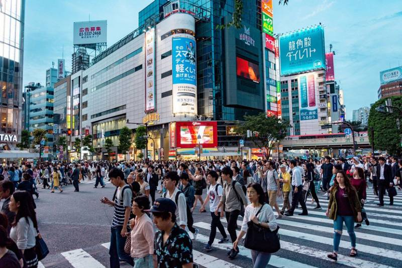 Best Places to Visit in Asia Tokyo, Japan