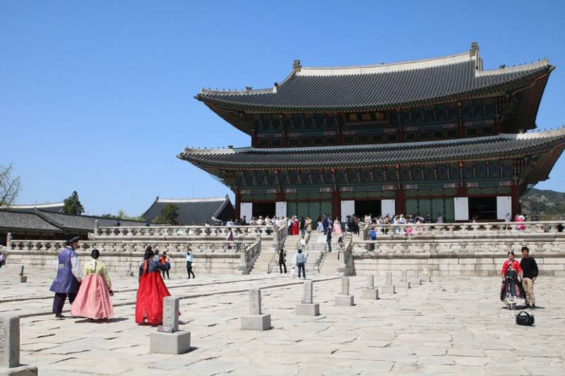 Best Places to Visit in Asia Seoul, South Korea