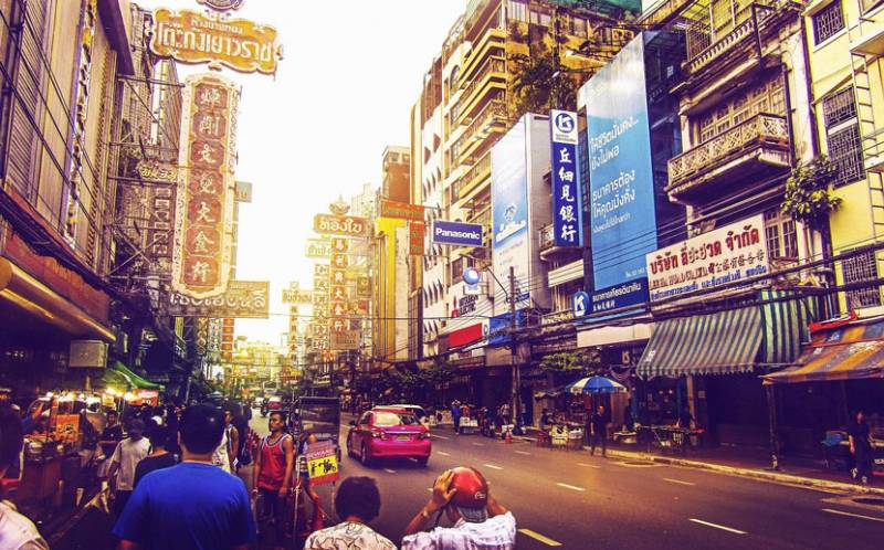 Best Places to Visit in Asia Bangkok, Thailand