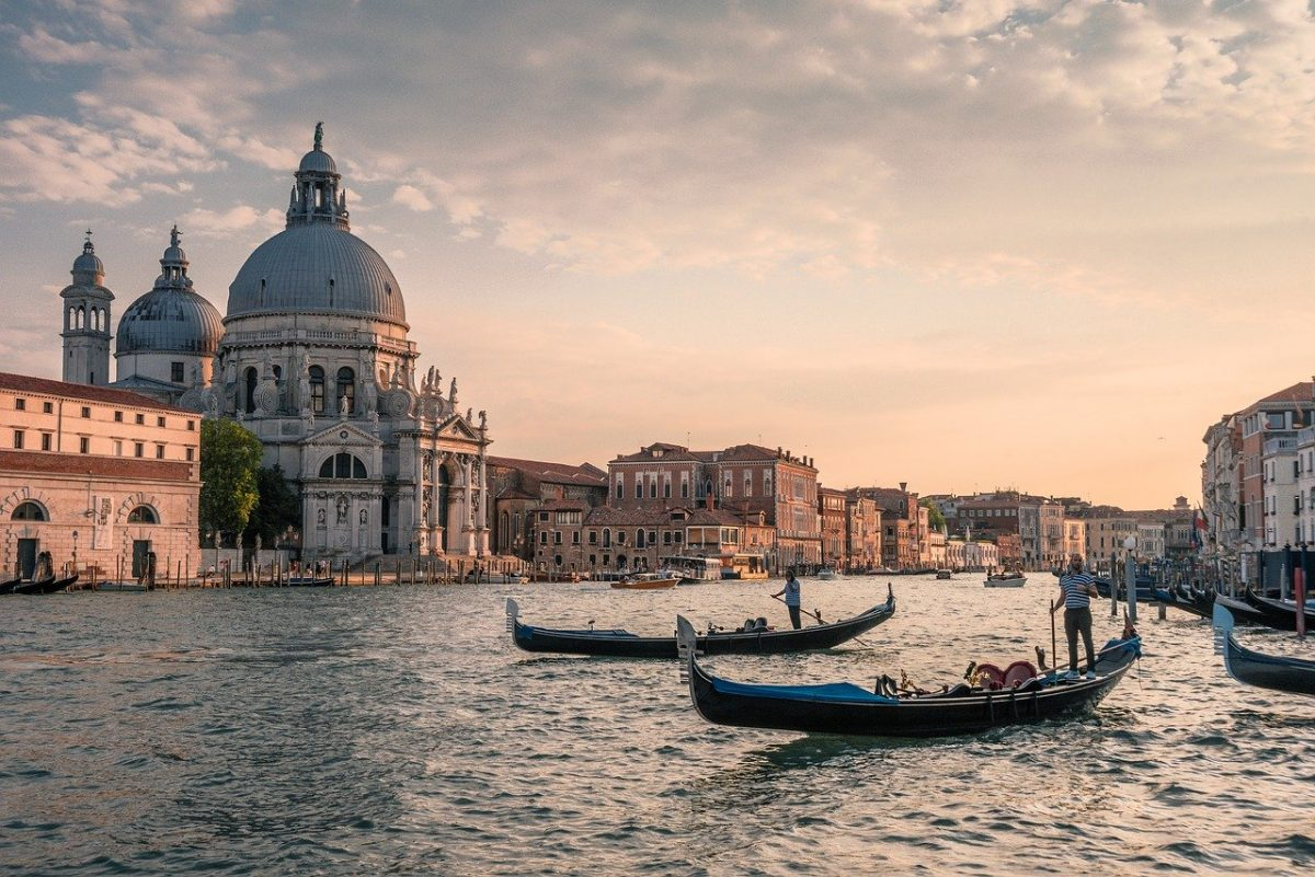 7 Best Places to Visit in February 2020 - Venice, Italy