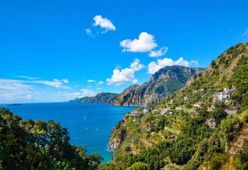 Best European Road Trips Amalfi Coast