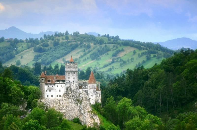 Best European Road Trips Bran Castle Romania