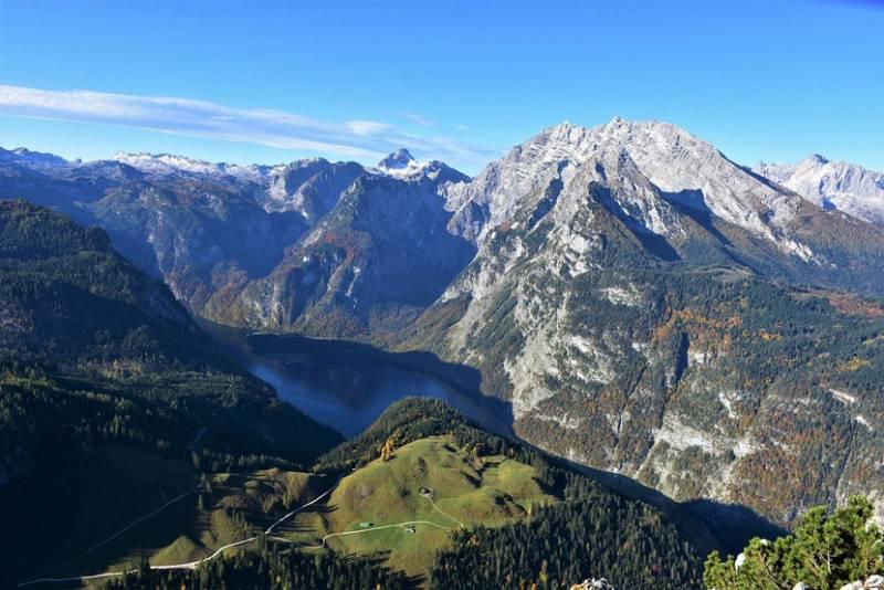 Best European Road Trips German Alpine Road