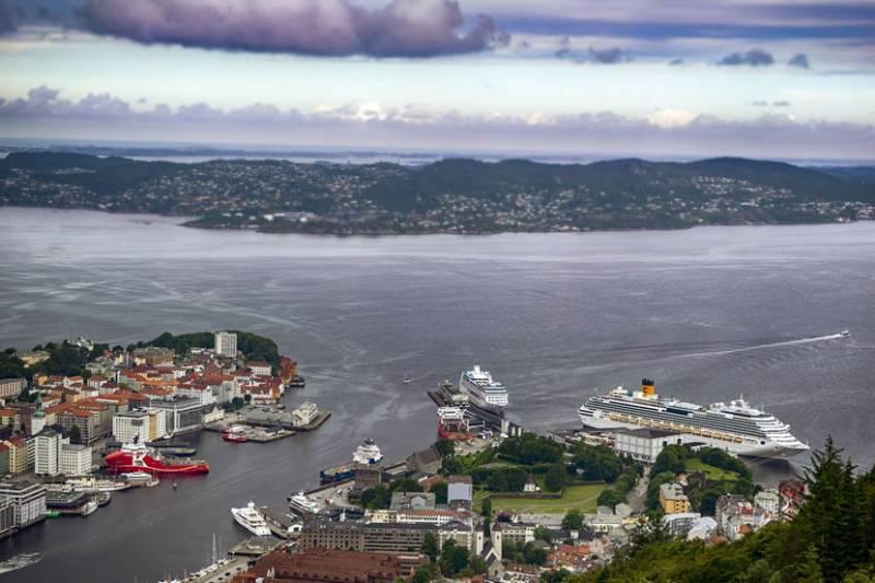 Best European Road Trips Bergen, Norway