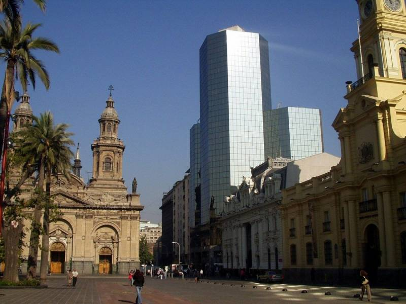 Best Places to Visit in March 2020 Santiago Chile