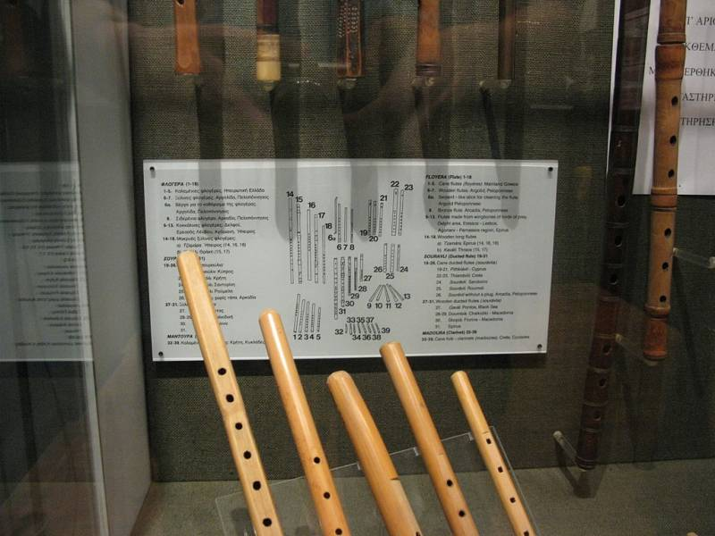 5 Reasons Why You Must Visit Plaka in Athens - Museum of Greek Folk Musical Instruments