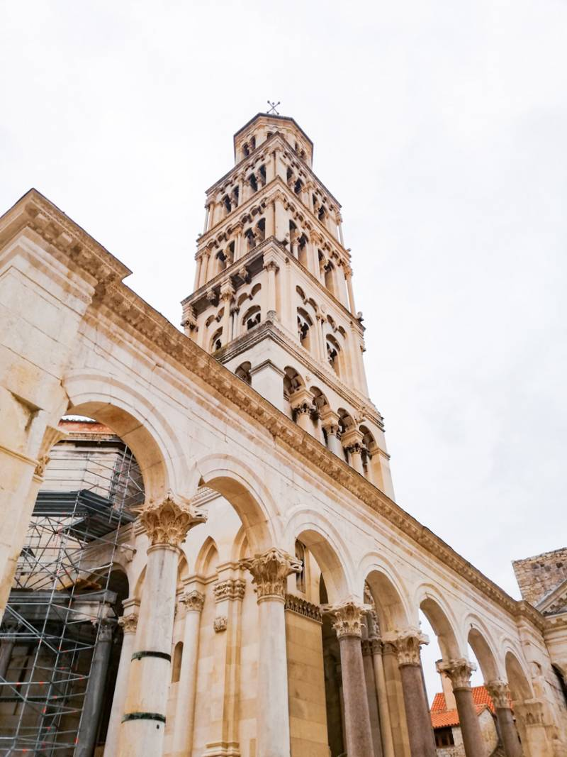 What to Do in Split for a Day - Diocletian's Palace