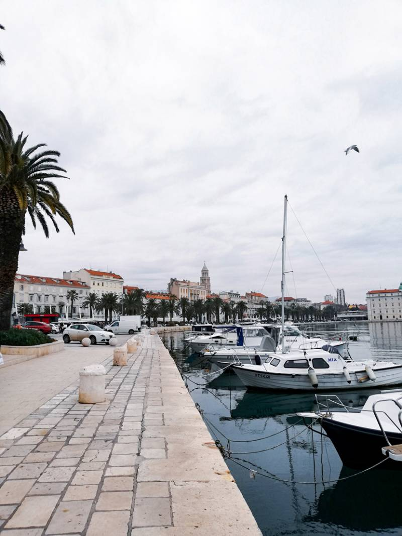 What to Do in Split for a Day - Matejuška
