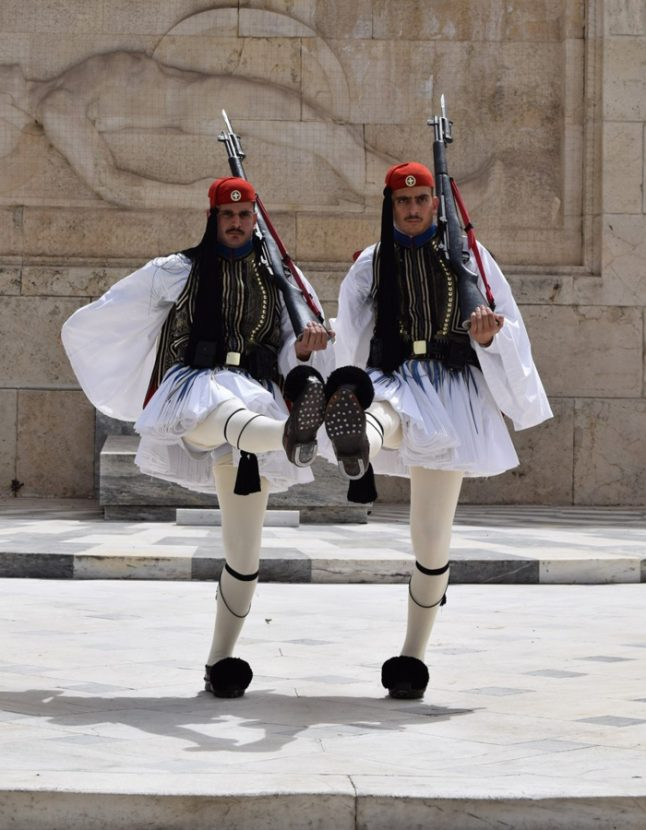 Everything You Wanted to Know about Evzones — the Greek Presidential Guard