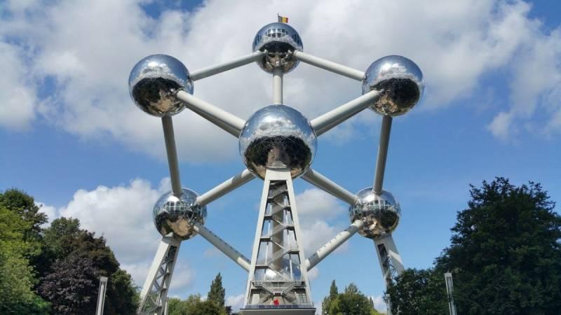 Interesting buildings in Europe