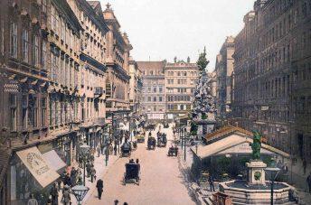 History of Vienna: Vienna's Best Historic Streets
