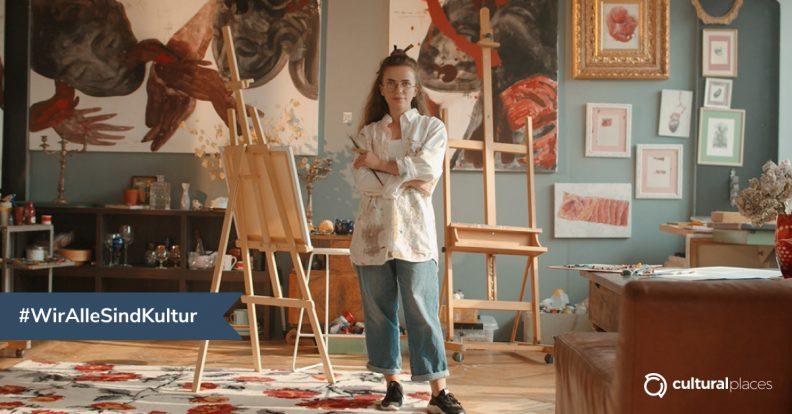 #WirAlleSindKultur - Wie du Kunst und Kultur auch in der Krise erleben kannst