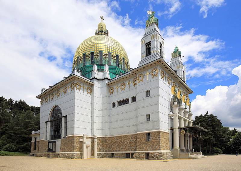 Art Nouveau Architecture in Vienna: Wagner Art Nouveau Architecture in Vienna: Church of St. Leopold