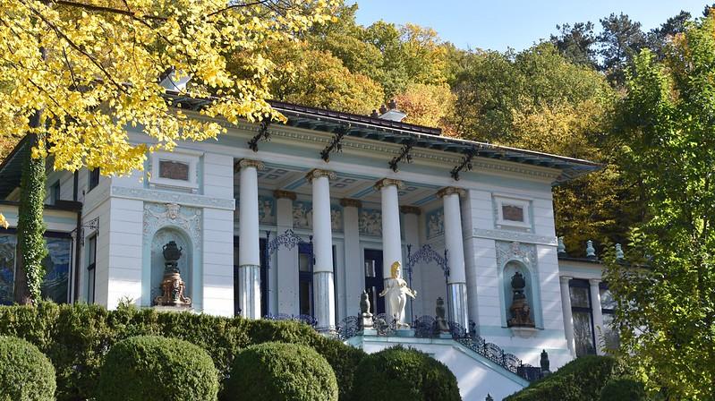 Art Nouveau Architecture in Vienna: Wagner Art Nouveau Architecture in Vienna: Wagner Villa I