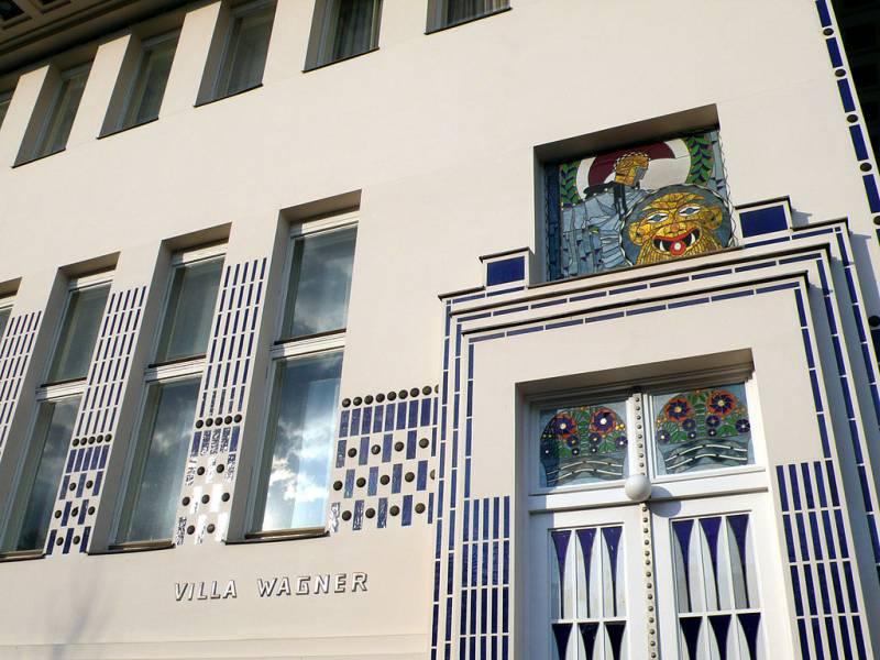 Art Nouveau Architecture in Vienna: Wagner Art Nouveau Architecture in Vienna: Wagner Villa II