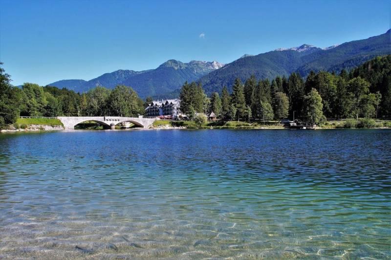 Places in Europe - Bohinj, Slovenia
