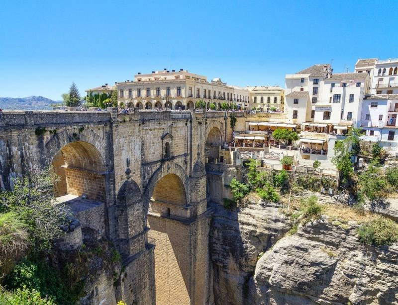 Places in Europe - Ronda, Spain