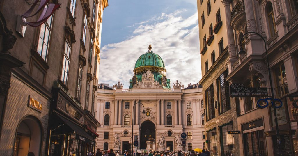 Best Vienna City Center Hotspots — Hofburg
