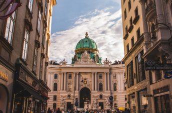 Vienna City Center Hotspots — Hofburg