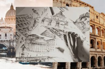 Discover Rome through art