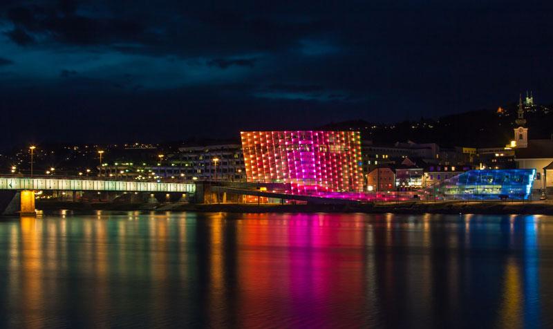 Explore Linz: ARS Electronica