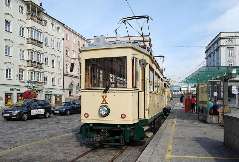 Explore Linz: Pöstlingberg tram (Pöstlingbergbahn)