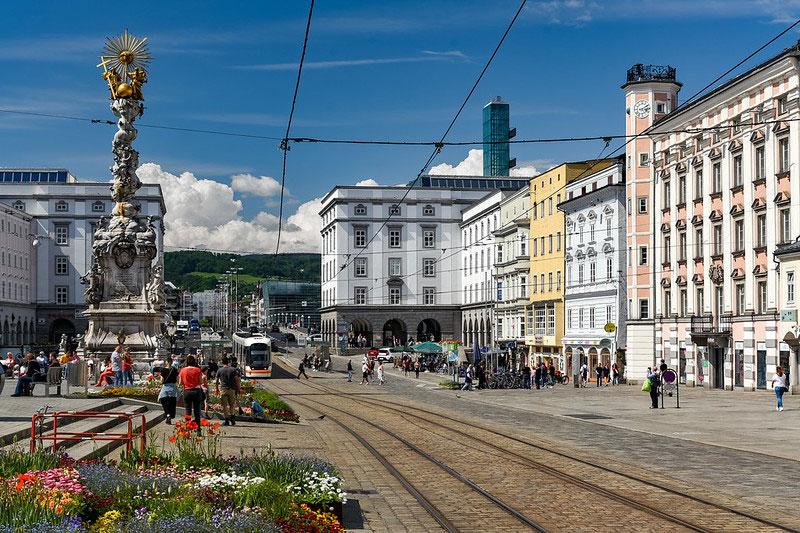 Explore Linz: Hauptplatz