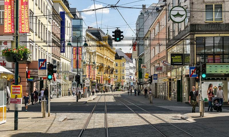 Explore Linz: City Center